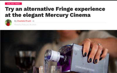Mercury Cinema debuts as Fringe Venue